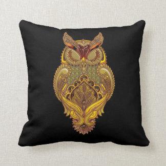 Almofada Goldy a coruja de noite
