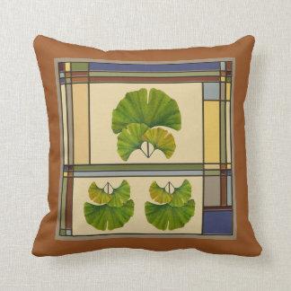 Almofada Grande arte da nogueira-do-Japão para seus artes &