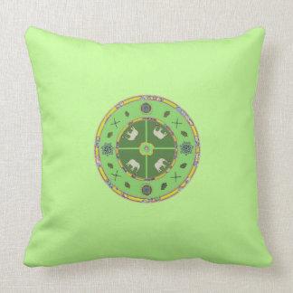 Almofada Grande travesseiro decorativo do acento