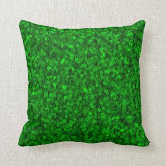 Almofada Granulado verde