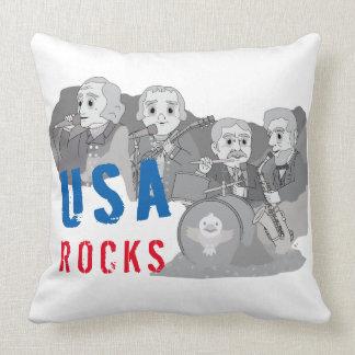 Almofada Grupo de rock de Rushmore