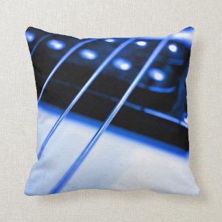Almofada Guitarra azul