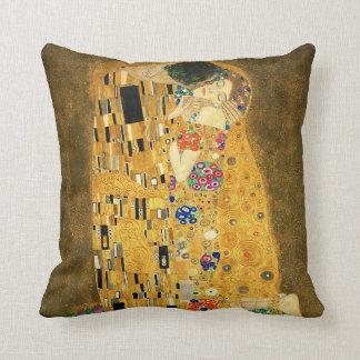 Almofada Gustav Klimt , The Kiss