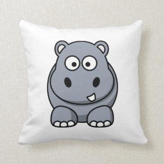 Almofada Hipopótamo