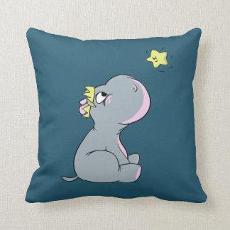 Almofada Hipopótamo e estrela!