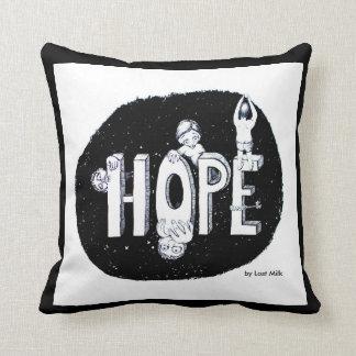 Almofada Hope - esperança para seu sofá ou sua cama