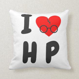 Almofada I Love HP