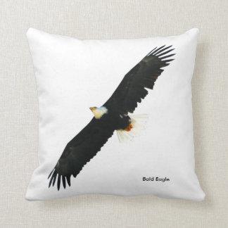 Almofada Imagem da águia americana para o Lance-Coxim
