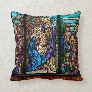 Almofada Imagem religiosa para o travesseiro decorativo do