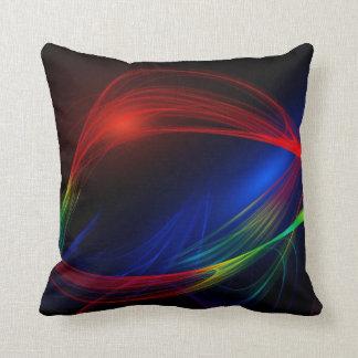 Almofada Impressão abstrato colorido
