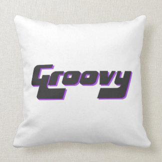 Almofada Impressão Groovy agradável