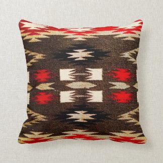 Almofada Impressão tribal do design do Navajo do nativo