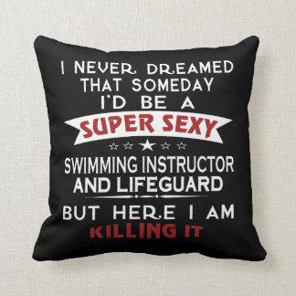 Almofada Instrutor e Lifeguard da natação
