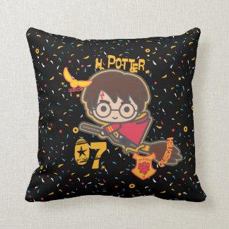 Almofada Investigador de Harry Potter Quidditch dos