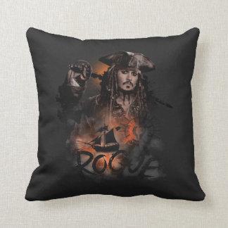 Almofada Jack Sparrow - trapaceiro