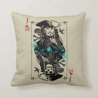 Almofada Jack Sparrow - um homem querido