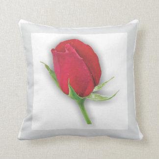 Almofada Jardim - obscuridade - travesseiro da rosa