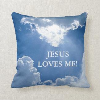 Almofada Jesus ama-me travesseiro