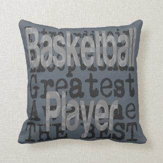Almofada Jogador de basquetebol Extraordinaire