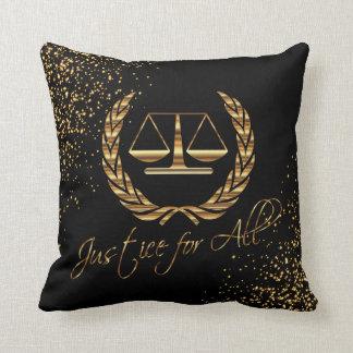 Almofada Justiça para tudo - advogado