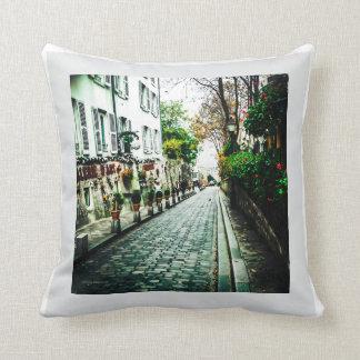 Almofada La Monde - travesseiro da rua de Paris
