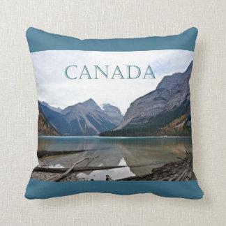 Almofada Lago Kinney, Canadá