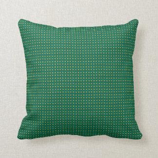 Almofada Lance do verde do amendoim ou travesseiros