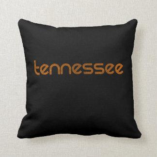 Almofada Laranja de Tennessee