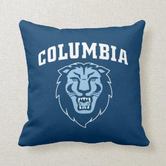 Almofada Leões da Universidade de Columbia |