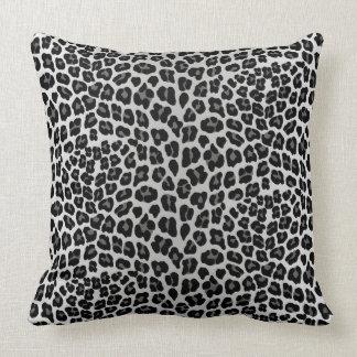 Almofada Leopardo de neve