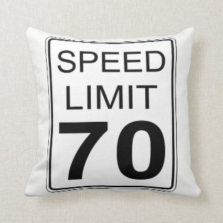 Almofada Limite de velocidade