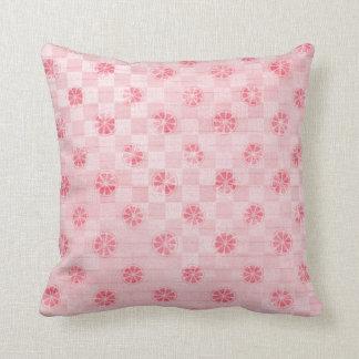 Almofada Limonada cor-de-rosa