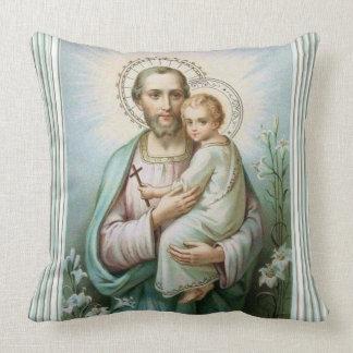 Almofada Lírio de Jesus do bebê de St Joseph