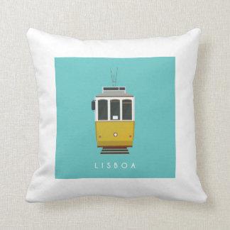 Almofada Lisbon Tram Pillow