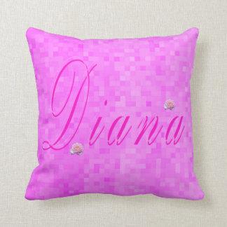 Almofada Logotipo conhecido das meninas de Diana,