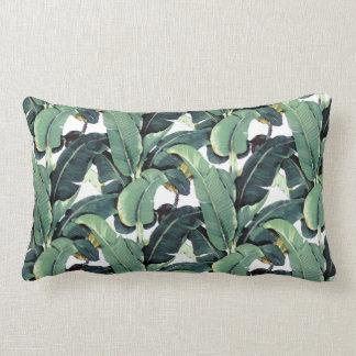 Almofada Lombar A banana tropical sae do travesseiro decorativo do