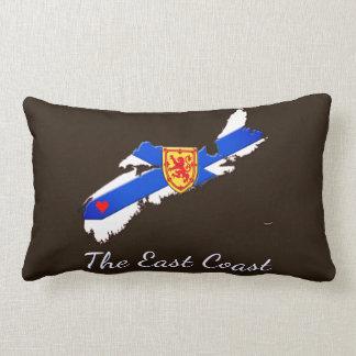 Almofada Lombar Ame o travesseiro de Nova Escócia da costa leste