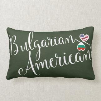 Almofada Lombar Americano búlgaro coxim entrelaçado do lance dos