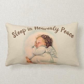 Almofada Lombar Anjo-da-guarda do bebê do sono