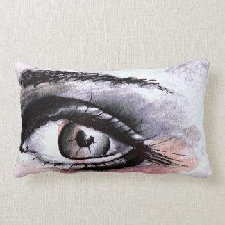 Almofada Lombar Aquarel eye