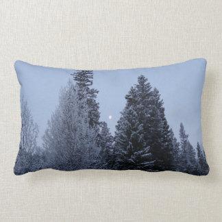 Almofada Lombar Árvores do inverno no alvorecer