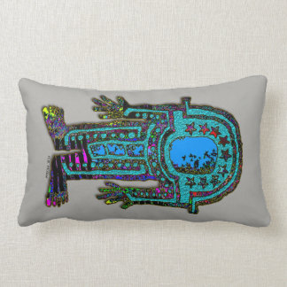 Almofada Lombar Astronauta antigo