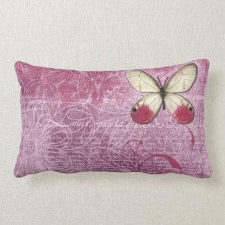 Almofada Lombar Aumentou o travesseiro decorativo irrisório da
