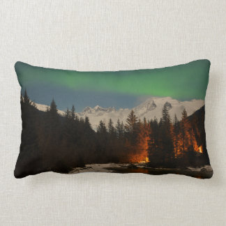 Almofada Lombar Aurora boreal