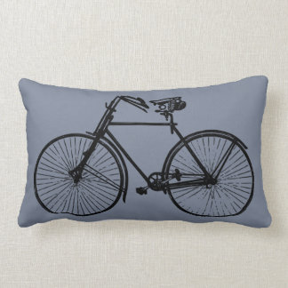 Almofada Lombar azul cinzento do fumo do travesseiro decorativo