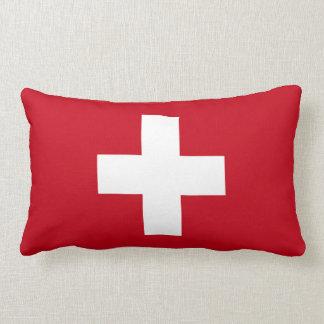 Almofada Lombar Bandeira da suiça