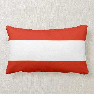 Almofada Lombar Bandeira de Áustria