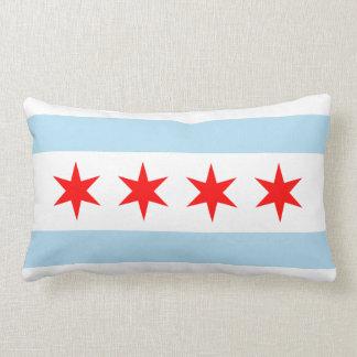 Almofada Lombar Bandeira de Chicago