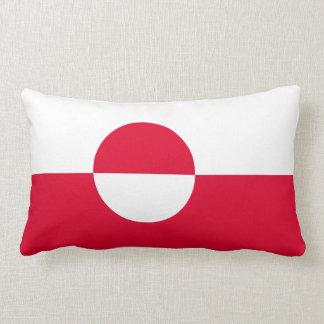 Almofada Lombar Bandeira de Greenland