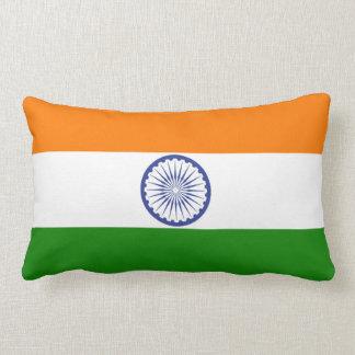 Almofada Lombar Bandeira de India Ashoka Chakra